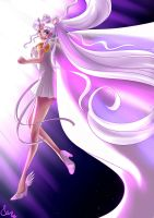 Sailor Cosmos Returns To Her Time by SailorGigi