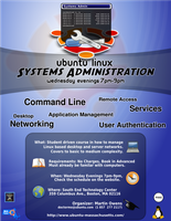 Ubuntu Systems Administration by doctormo