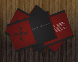 Business Card by hellemon
