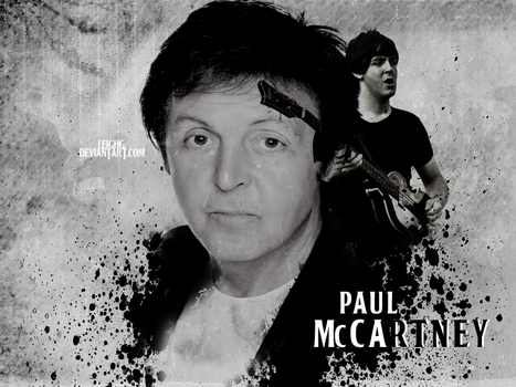 Paul by Virtual-Waster-Art