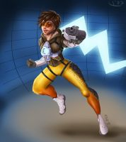 Tracer by silvanuszed