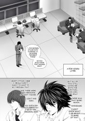 Death Note Doujinshi Page 119 by Shaami