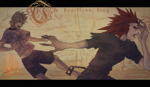 KH: The Heartless King by Norikuu