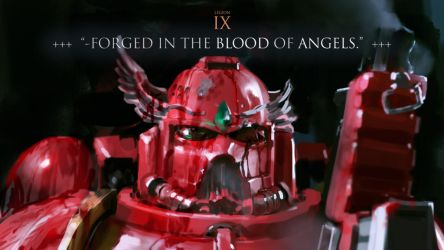 Forged In The Blood of Angels by ukitakumuki
