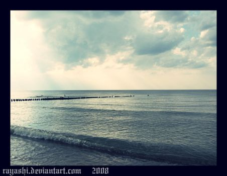 Baltic Sea by Rayashi