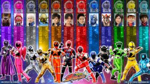 Kyuranger wallpaper #2 by nobuharuudou