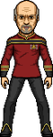 Admiral Jean-Luc Picard by SpiderTrekfan616