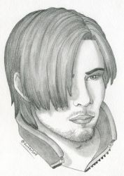 Leon Kennedy by Vosterion