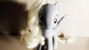 Derpy Hooves Photoshoot by MidnightRarity