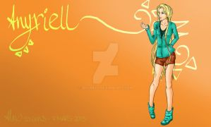 Simplement Anyriell by Anyriell