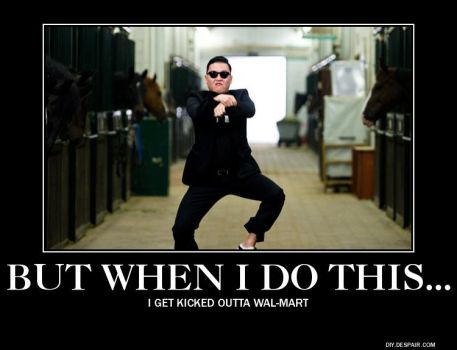 But When I Do This- Demotivational Poster by Aleka446