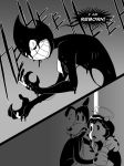 Bendy and the Ink Machine: Origins pg8 by Scyrel