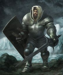 Knight of the North by Gaius31duke