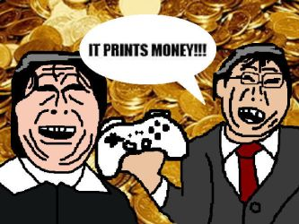 It Prints Money! by PineappleProducer