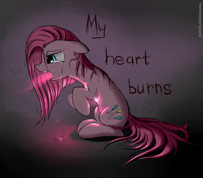 My Heart Burns by JunkieKB
