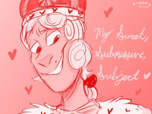 King George x Reader My Sweet Submissive Subject by violetwolf9 on