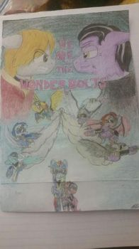 We Are The Wonderbolts by Moondoggie25