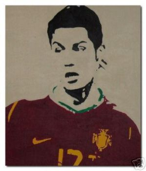 Ronaldo by ElephantStoned