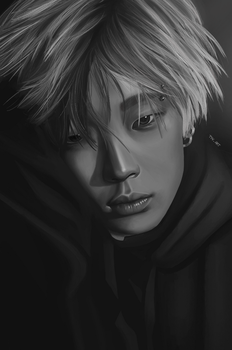 Bobby (iKON) by TYV-ART