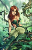 Poison Ivy by diabolumberto