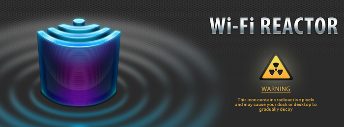 Wi-Fi Reactor by IconBlock
