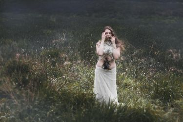 Sad lullaby to the grasses by MariaPetrova
