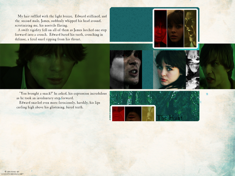 WP: 'The Hunt' by MissErynne
