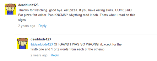 Dumb Comments #24 [Scratch] by That-Mario-Kid