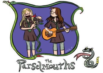 The Parselmouths by yaytime