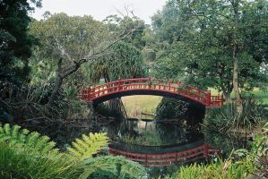 Botanic Gardens 2 stock by Eyespiral-stock