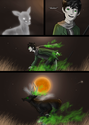 RotG: SHIFT (pg 203) by LivingAliveCreator