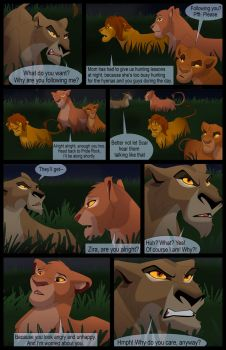 Scar's Reign: Chapter 2: Page 18 by albinoraven666fanart