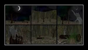 Dead Trees - FeralHeart Map Objects [ Download ] by UntalentedPuppet