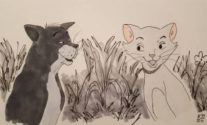 The Aristocats! by kosko99