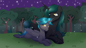 A Mother's Love that Never Changes by NiviMonster