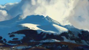 Mountain by TylerJustice