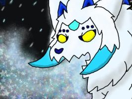 Frost Breath by OmegaLombax194