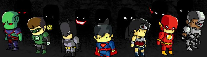 Scribblenaut Unmasked End all Be all by br-it
