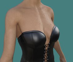 Corset Breast Growth by Fempowerment2020