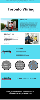 commercial electricians by torontowiring2
