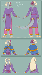 Tjiam reference 2018 by Keali