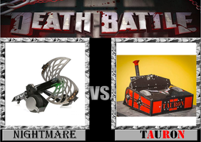 Death Battle: Vertical Assaulters by IceandFireGuy