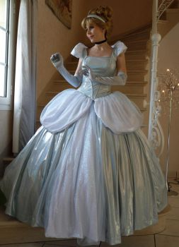 Cinderella Cosplay by LadyliliCosplay