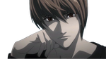 Light Yagami Render 2 by Graphfun