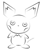 Pichu the Serial Killer by ensnarings