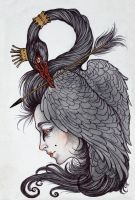 Swan Song by CaitlinHackett