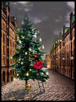 CHRISTMAS TIME by IME54-ART