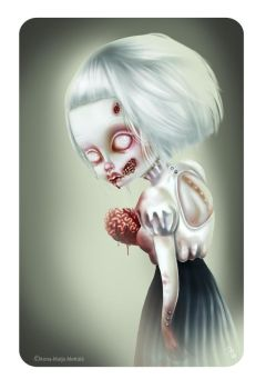 Pastel Bleeding - Viral Infection by Mai-Ja