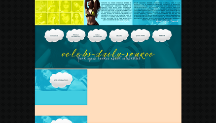 Non-Ordered Layout ft. Kylie Jenner #2 by Kate-Mikaelson