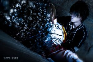 Asuna Game Over by CMOSsPhotography